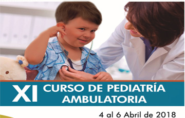 XI Curso de pedatría Ambulatoria